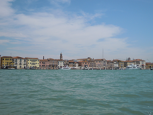 水の都ヴェニスの街並み 9の高画質画像