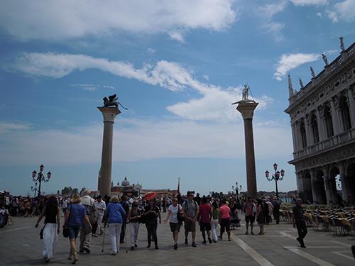 サン・マルコ広場 2の高画質画像