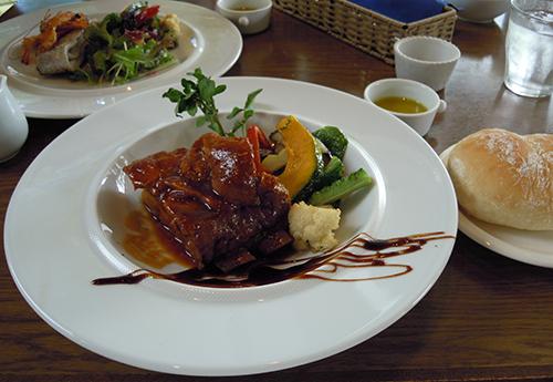 レストラン料理 1の高画質画像