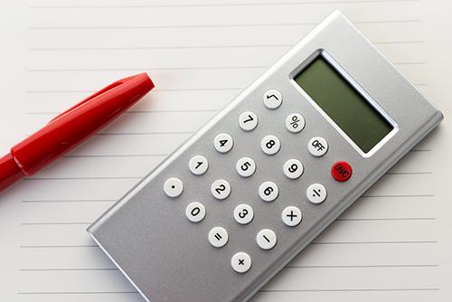 お金の計算や会計 8の高画質画像