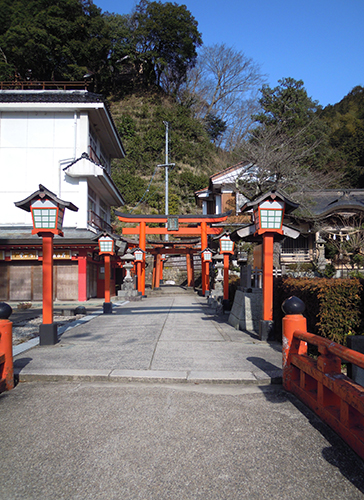 太皷谷稲成神社 1の高画質画像