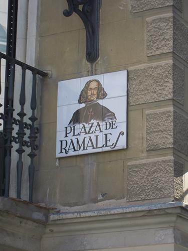 スペインの街並み 2の高画質画像