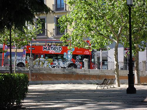 スペインの街並み 3の高画質画像