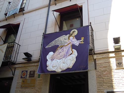 スペインの建物 2の高画質画像