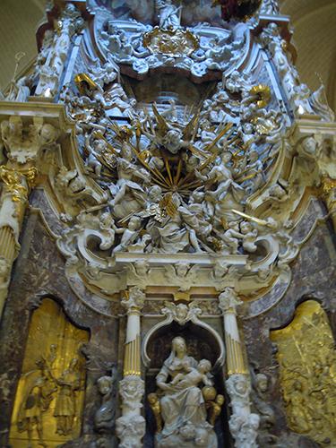 スペインの教会 7の高画質画像