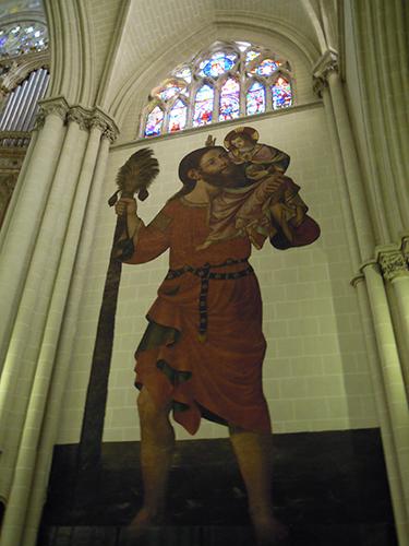 スペインの教会の高画質画像