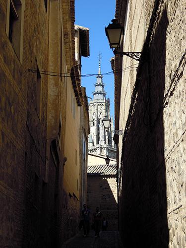 スペインの街並み 6の高画質画像