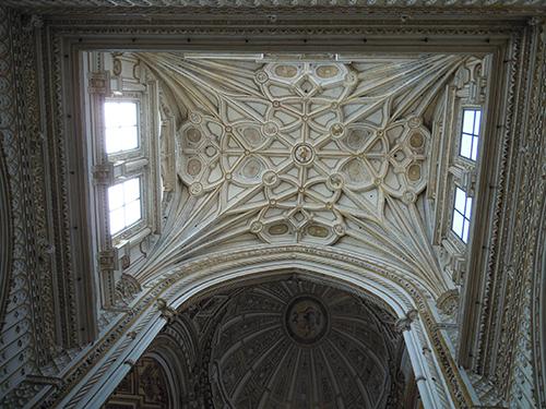 カテドラルの天井、メスキータ 2の高画質画像