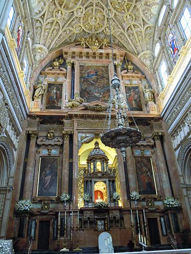 聖マリア大聖堂、メスキータの高画質画像