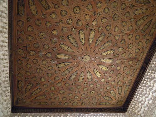 アルハンブラ宮殿の内部 5の高画質画像