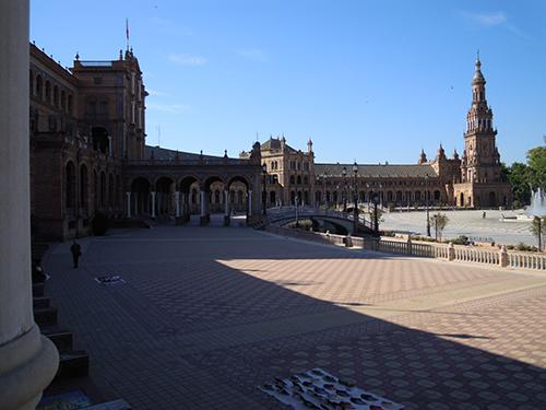 セビリア市内、スペイン 2の高画質画像