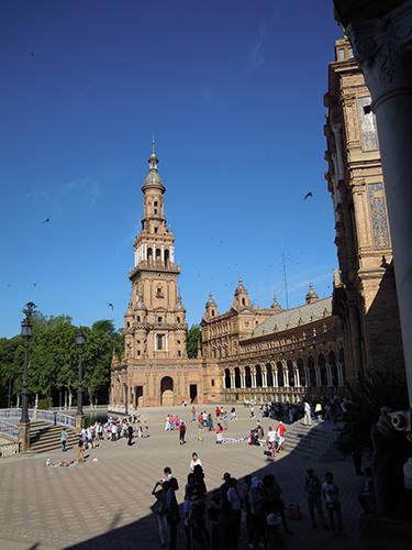 セビリア市内、スペイン 3の高画質画像