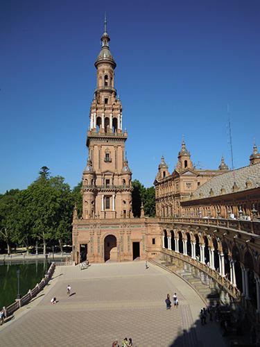 スペイン広場、セビリア 6の高画質画像