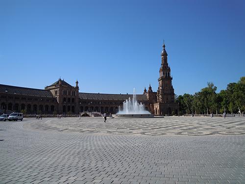 スペイン広場、セビリア 8の高画質画像