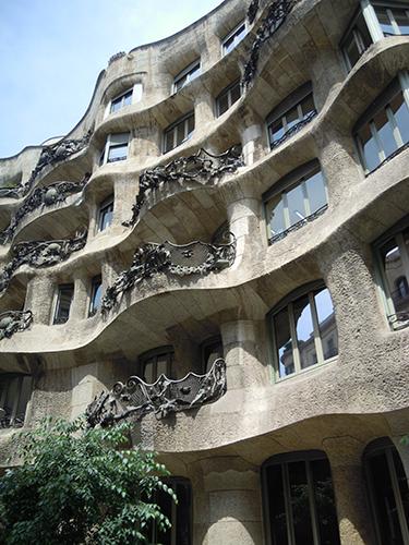 ミラ邸、バルセロナ 1の高画質画像