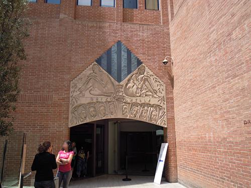 バルセロナの街並み 3の高画質画像
