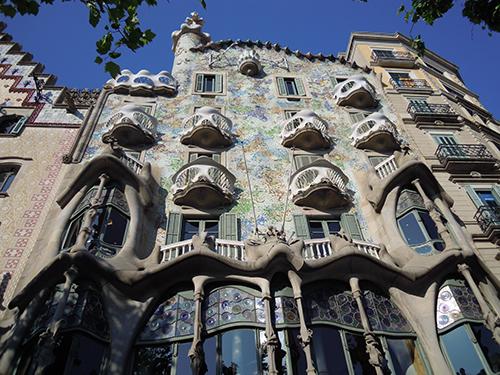 バトリョ邸、バルセロナ 4の高画質画像
