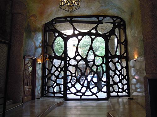 ミラ邸、バルセロナの高画質画像