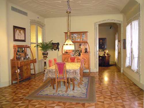 ミラ邸の内部、バルセロナ 11の高画質画像
