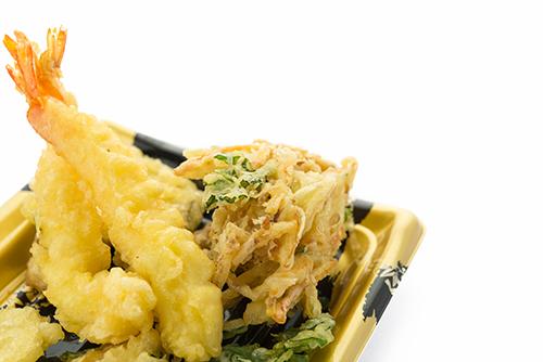 天ぷら 4の高画質画像