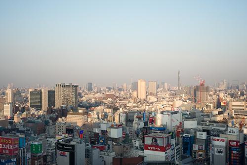 ニコンプラザからの新宿の眺め 1の高画質画像
