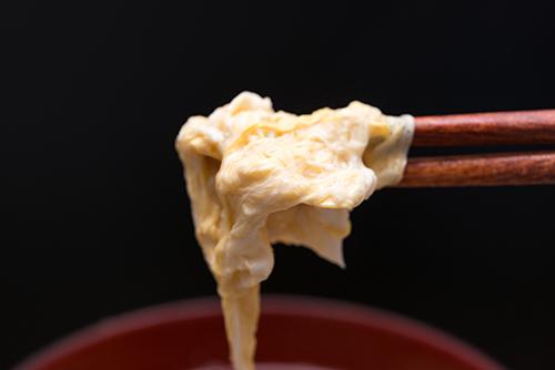 卵スープの高画質画像