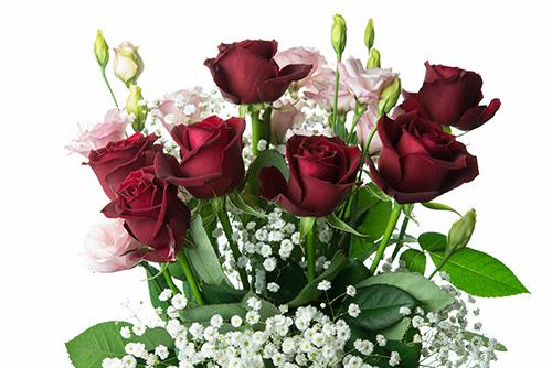 バラの花束 3の高画質画像