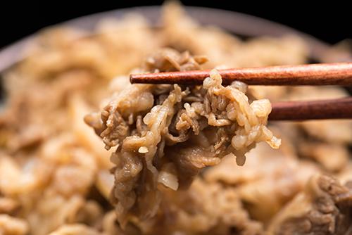 牛丼 ぎゅうどん 4の高画質画像