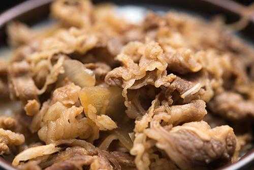 牛丼 ぎゅうどん 5の高画質画像