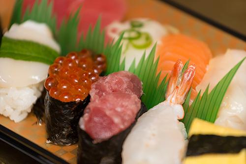 お寿司 2の高画質画像