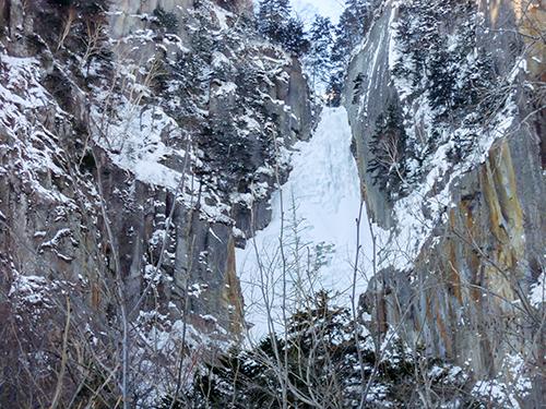 不動岩、大雪山国立公園 1の高画質画像