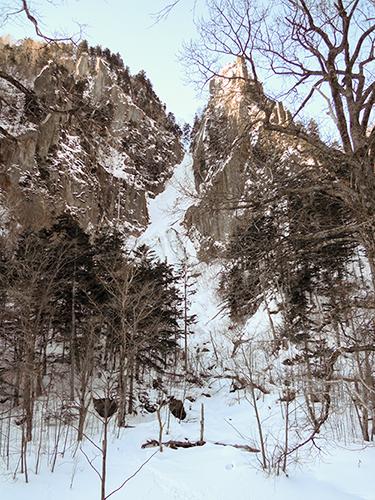 不動岩、大雪山国立公園 3の高画質画像