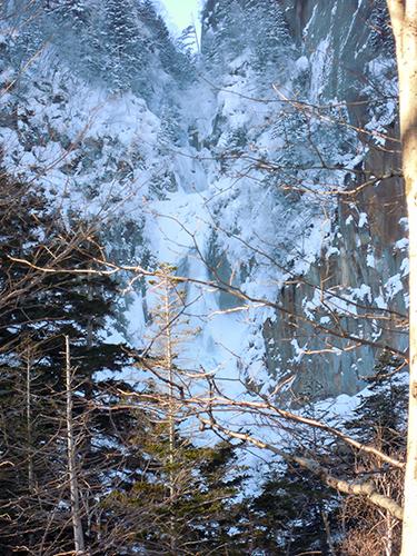 不動岩、大雪山国立公園 4の高画質画像