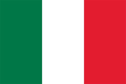 イタリアの国旗の高画質画像