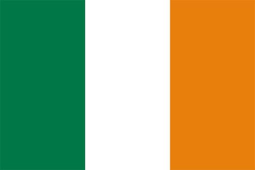 アイルランドの国旗の高画質画像