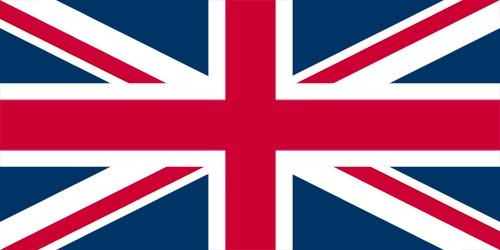 イギリスの国旗、ユニオンフラッグの高画質画像