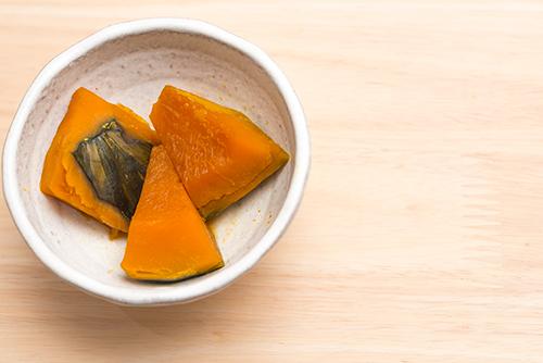 かぼちゃの煮物 1の高画質画像