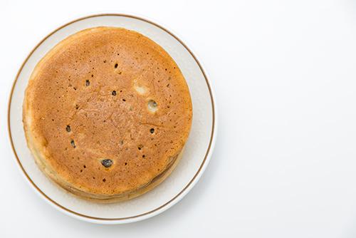 あんこの菓子パンの高画質画像