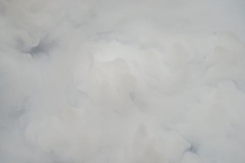 ドライアイスの白煙 3の高画質画像