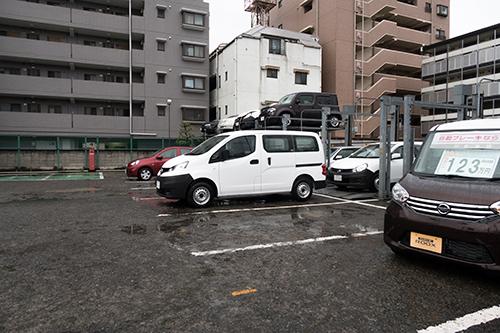 駐車場 5の高画質画像