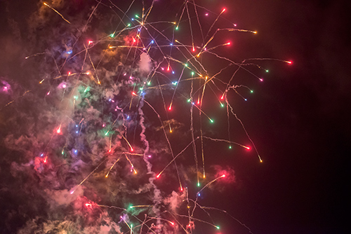 花火大会のはなび 24の高画質画像
