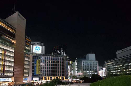 夜の高層ビル 8の高画質画像