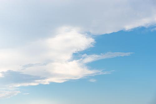 青い空と雲 12の高画質画像