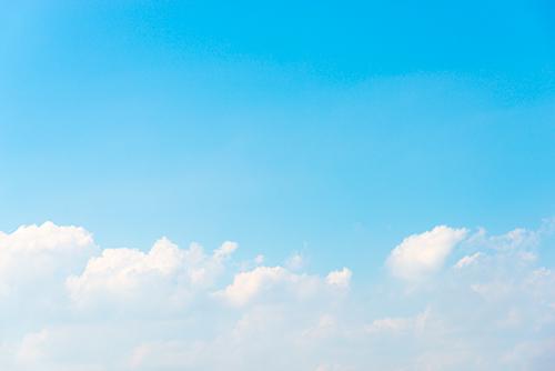 青い空と雲 17の高画質画像