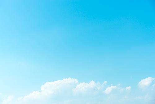 青い空と雲 18の高画質画像
