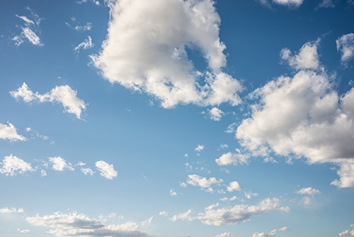 青い空と雲 31の高画質画像