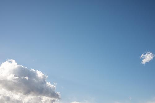 青い空と雲 33の高画質画像
