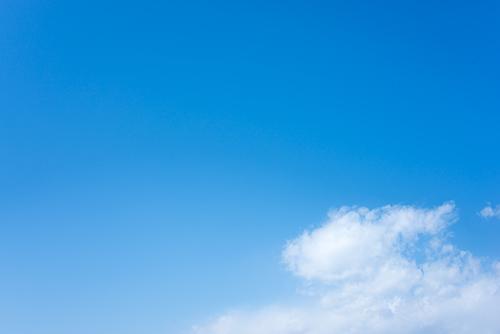 青い空と雲 49の高画質画像