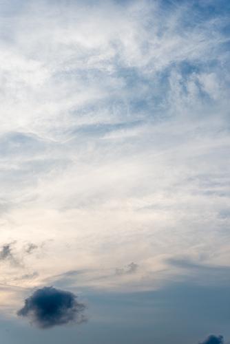 夕方の空模様 42の高画質画像