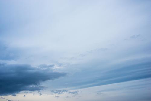 夕方の空模様 104の高画質画像